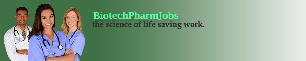 BioTechPharmJobs - BioTech Pharm Jobs